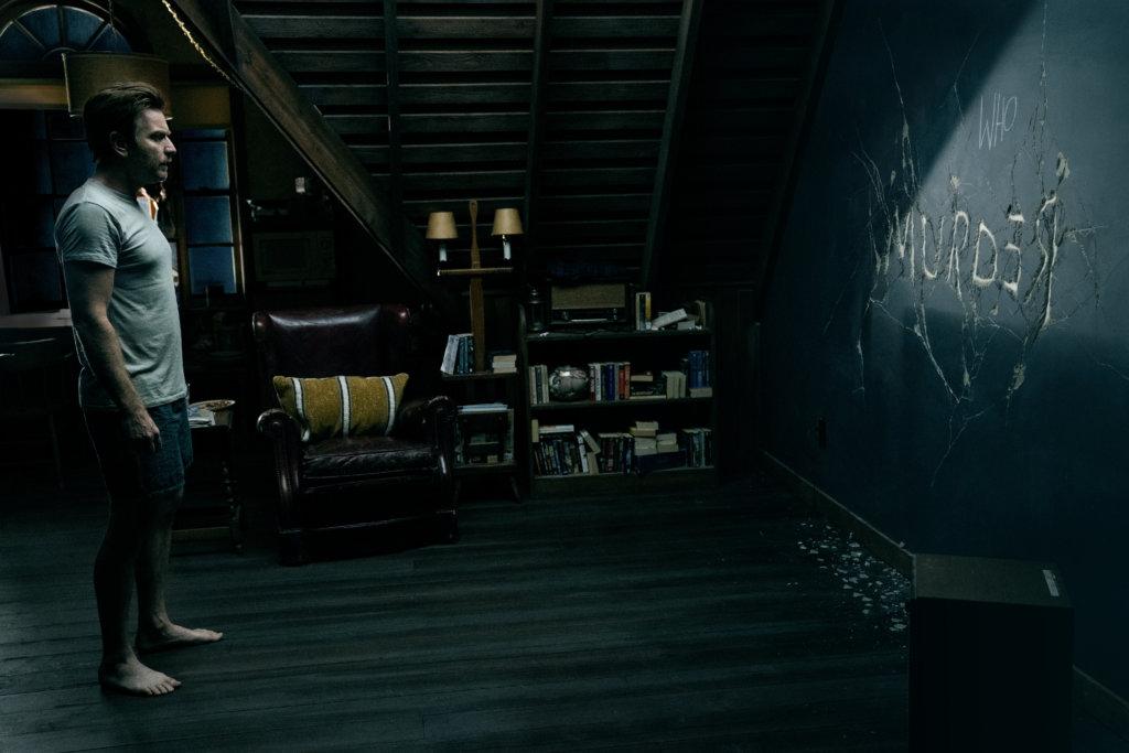 伊雲扮演成年版的丹尼,要面對過去恐懼以及當下邪惡力量。