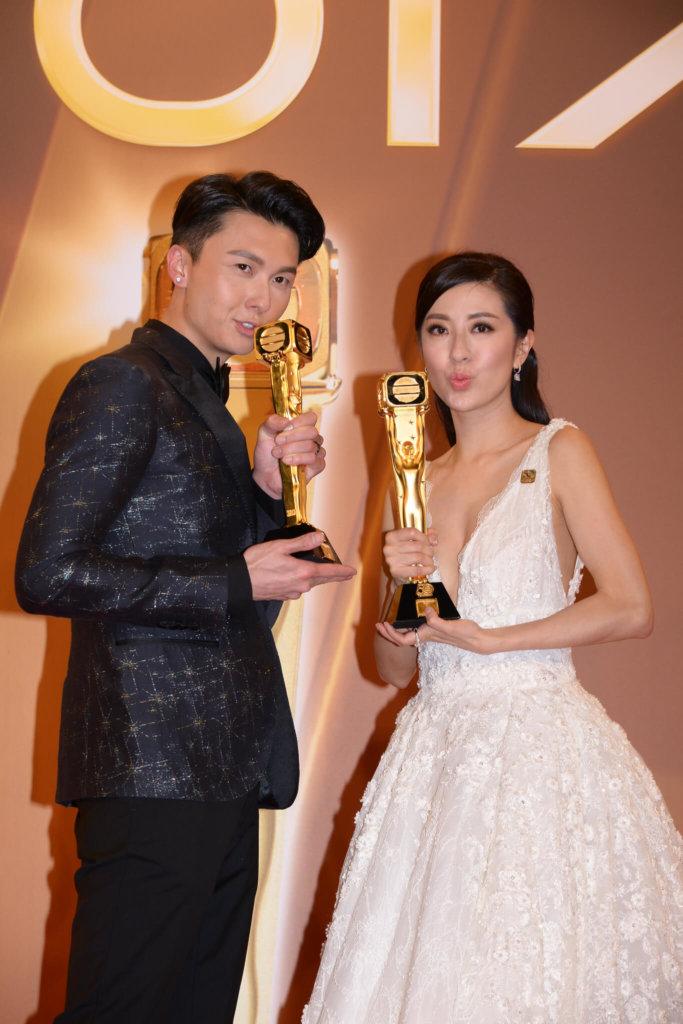 王浩信與唐詩詠前年分別憑《踩過界》及《不懂撒嬌的女人》封視帝及視后,演技備受肯定。