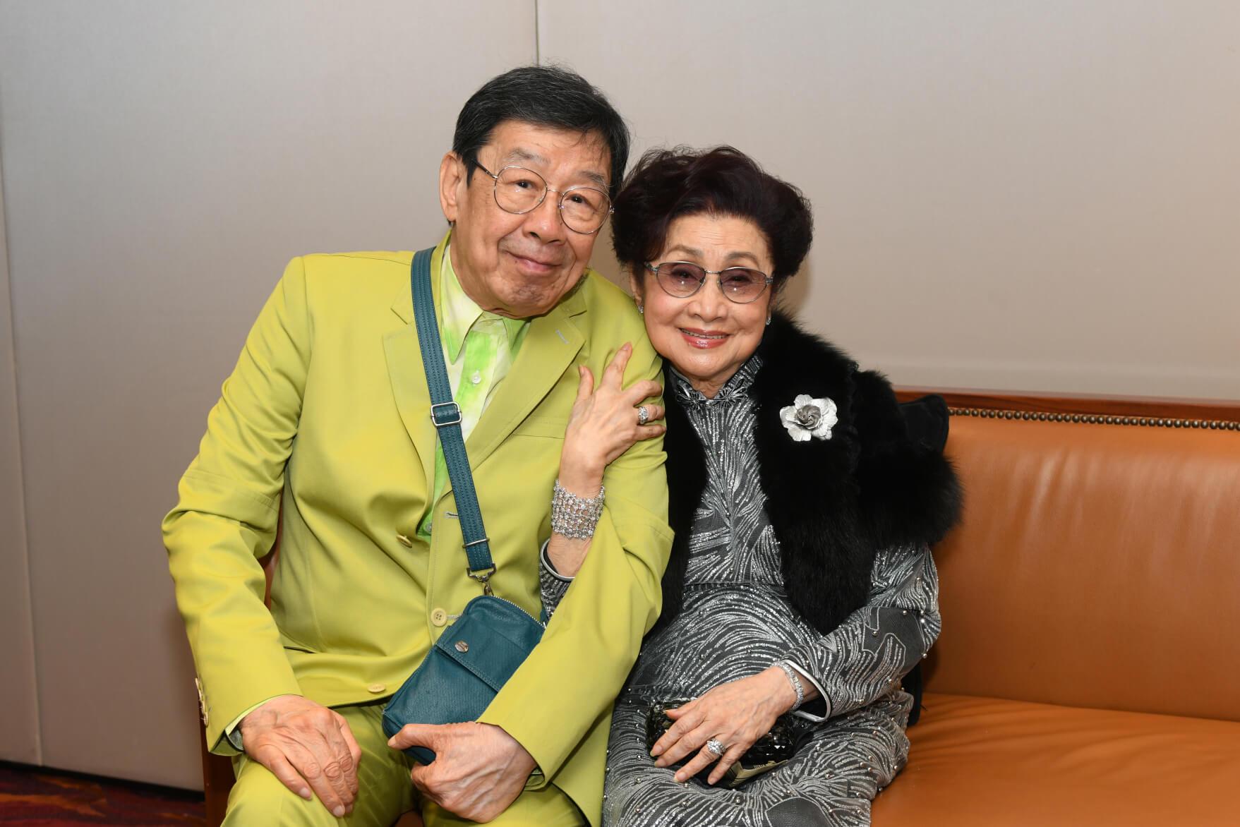 仙姐與吳楓