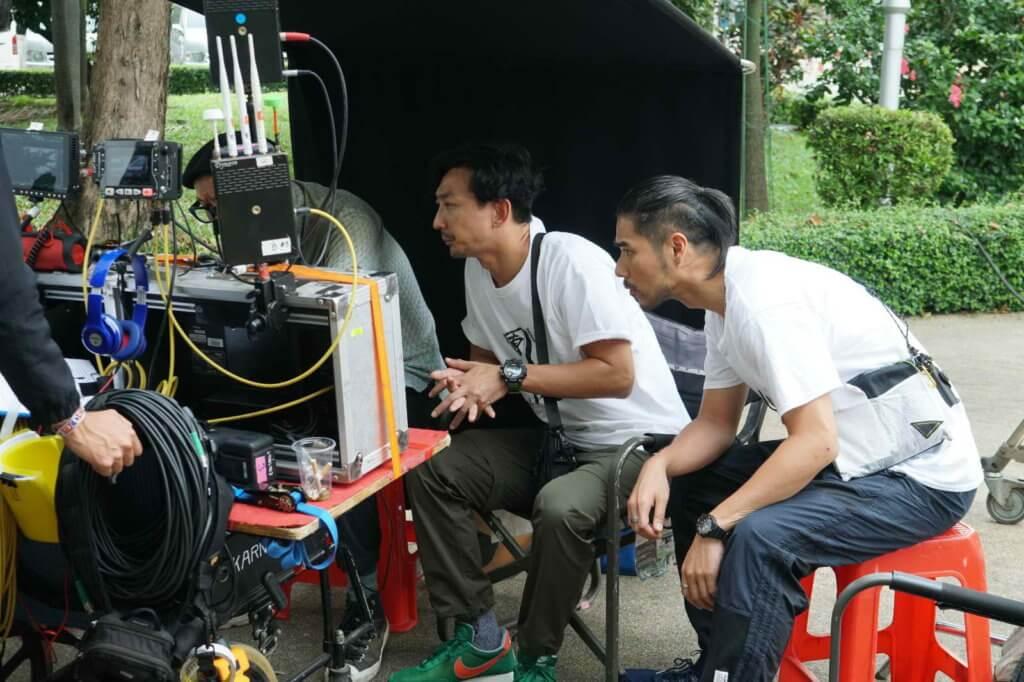 李璨琛戲中飾演製片、副導演姜文杰,早前劇組前往泰國取景。