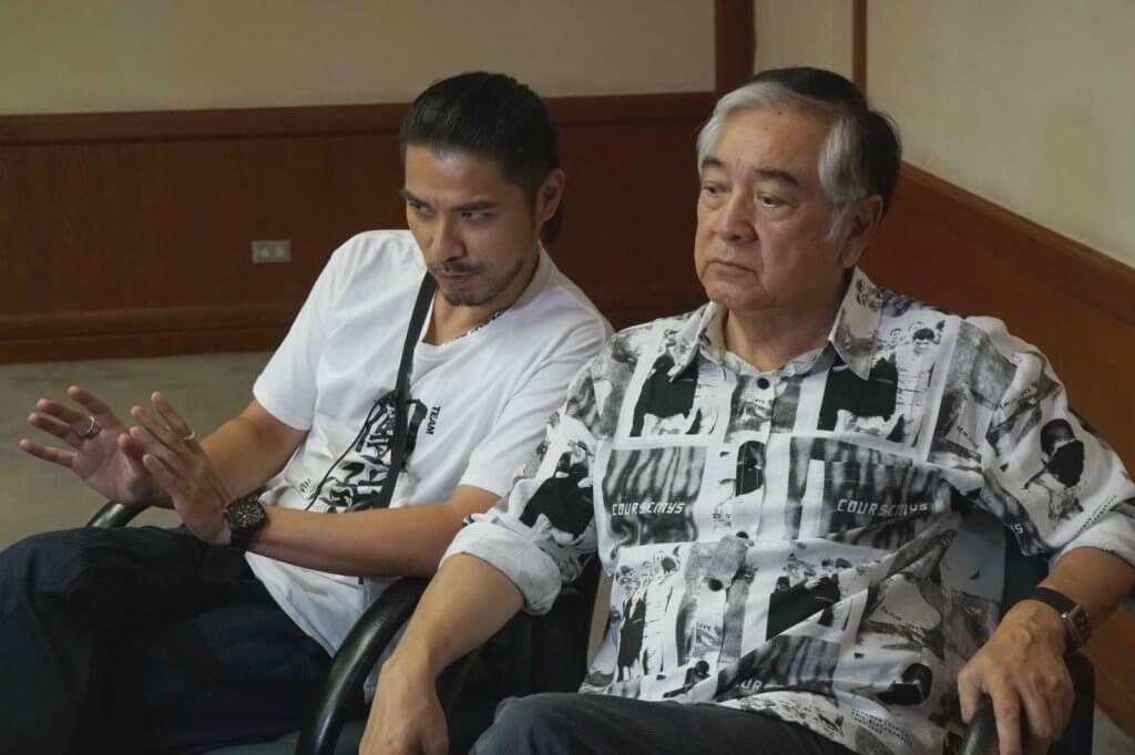 秦沛與姜文杰父子檔合作,必定帶來火花。