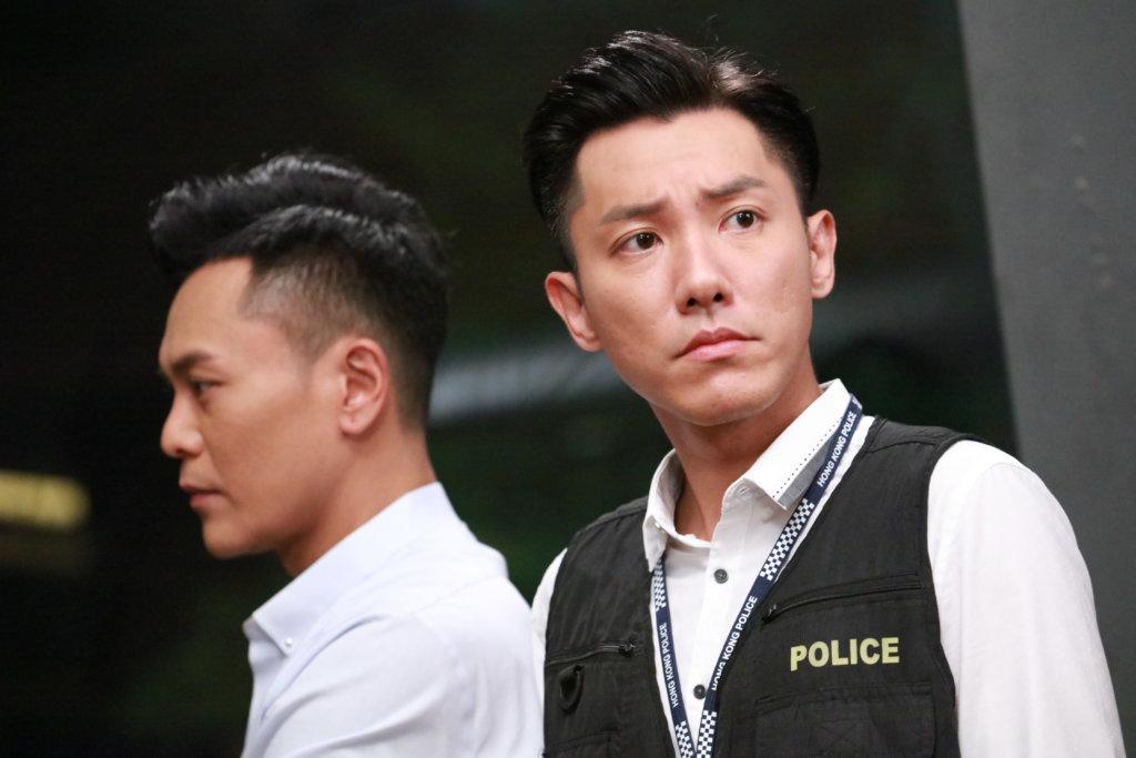 他與李天翔相識多年,很享受劇中跟「太子」鬥戲。