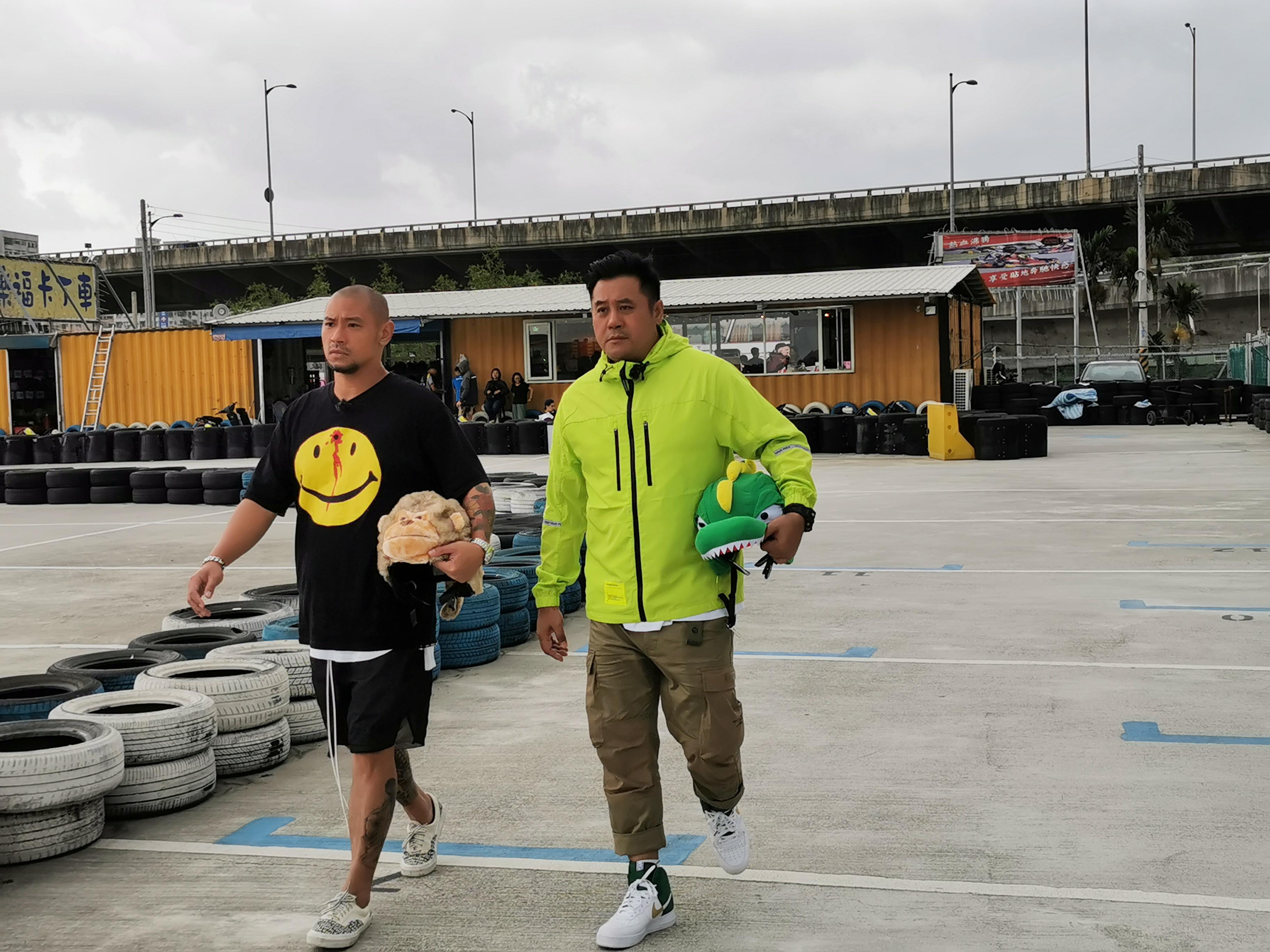 麥長青和金剛過檔ViuTV主持旅遊節目《C9旅行團》,大讚尺度比無綫大,任得他們自由發揮。
