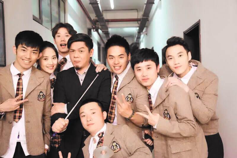 一六年,彭皓鋒憑網絡電影《老師上錯身》獲頒「美國荷里活國際電影節」的「最佳男配角」獎