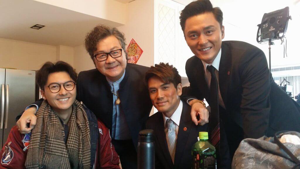 大AL近年重返無綫拍劇,在劇集《兄弟》中與王浩信、伍允龍及楊明打成一片。
