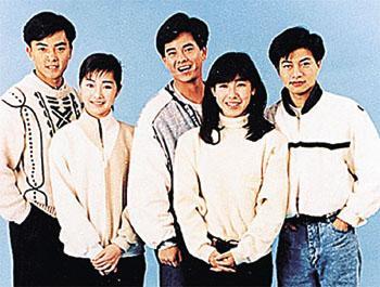 某個時期的兒童節目,譚玉瑛的拍檔有鄭伊健、黎芷珊等。