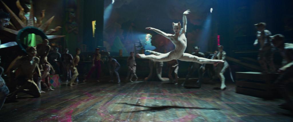 英國皇家芭蕾舞團首席女伶法查斯嘉希活作大銀幕處女演出