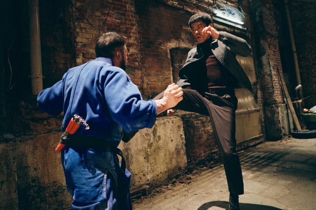 陳國坤每次演完李小龍,都覺得自己有所改變。