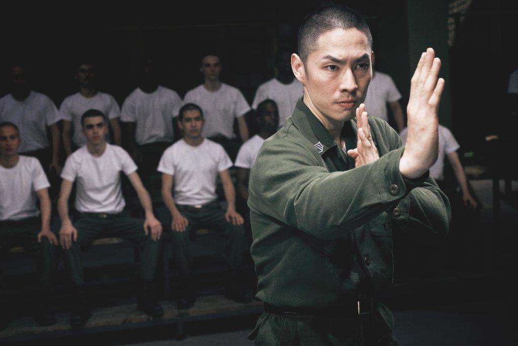 吳建豪第一部電影《少年阿虎》已學過詠春,今次會再展現出來。