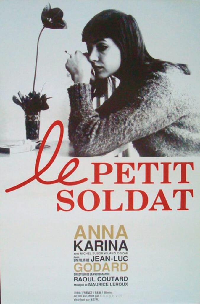 女明星都羨慕安娜卡蓮娜的什麼?只要拍的是高達之作,電影海報都會成為影癡的收藏品。《小兵》,初挑大樑,也是一枝獨秀。