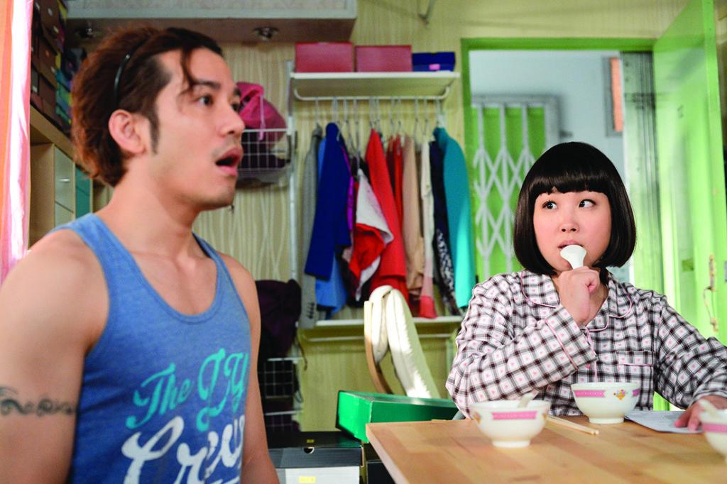 二○一三年,蝦頭參演第一部無綫劇《My盛Lady》,開始入屋。