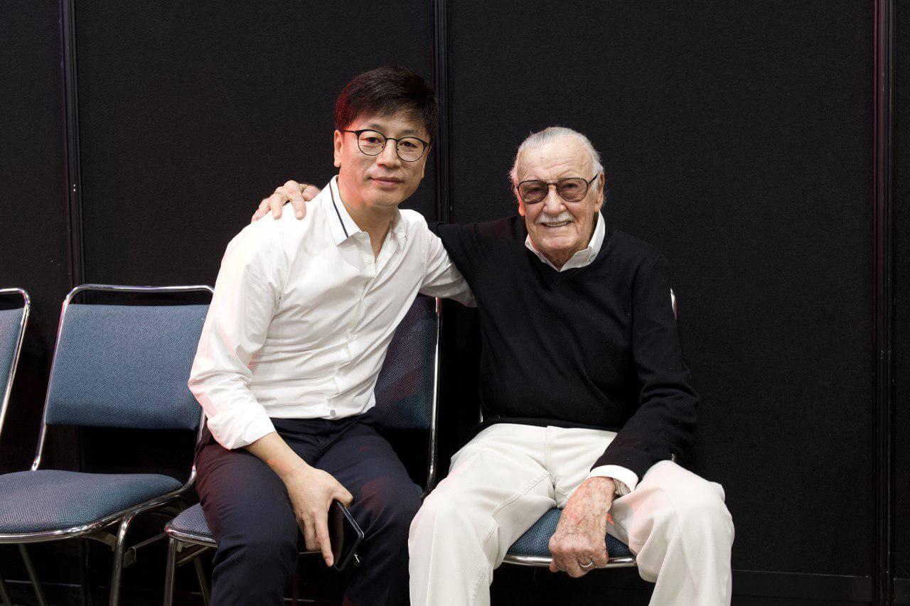 金容華原本將進軍荷李活,和Stan Lee合作超級英雄電影《Prodigal》,但隨着Stan Lee逝世,金容華方面現已抽身。