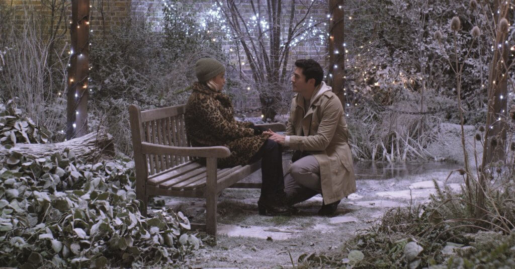 艾美莉與Henry擦出火花,演繹一段令觀眾意外的夢幻奇蹟戀愛。