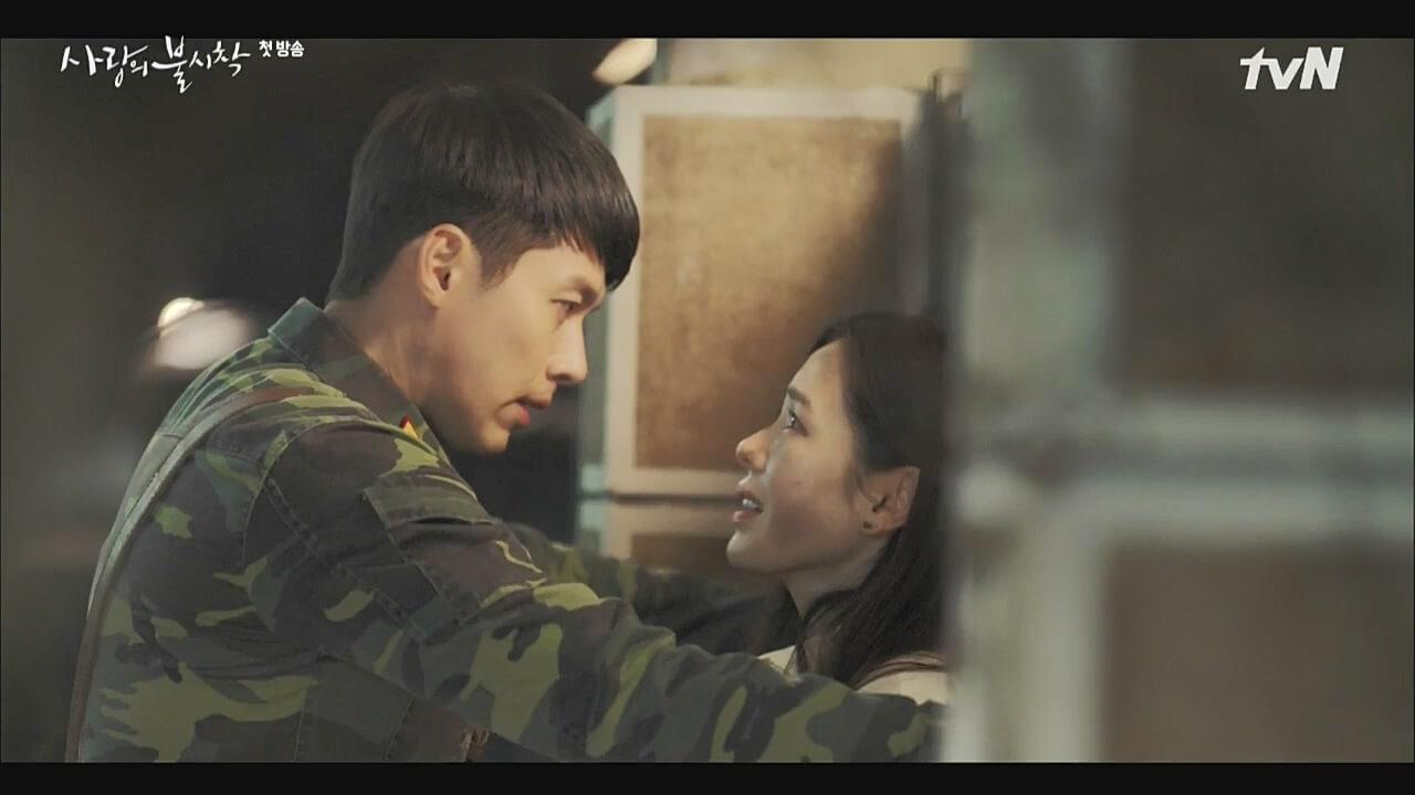 首集結尾讓人心動的一幕,就是拍攝於江原道一片場。根據韓媒報道,為數約二百人的劇組將在當地駐足至明年一月。