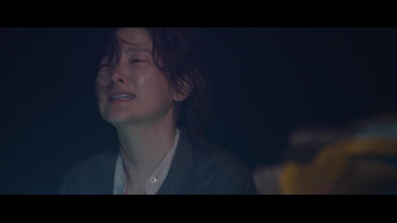 李英愛在戲中呈現了歇斯底里的演技,突破形象界限。