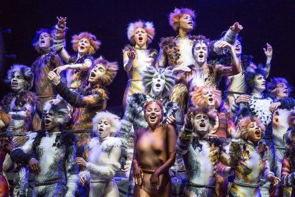 舞台劇版《Cats》