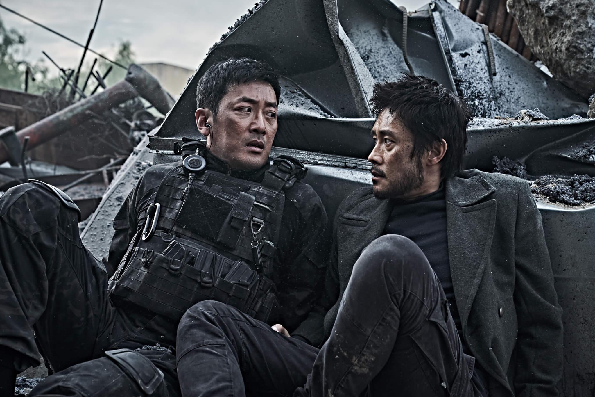 《白頭山:火山浩劫》即將上映,金導坦言對電影的期待值很高。