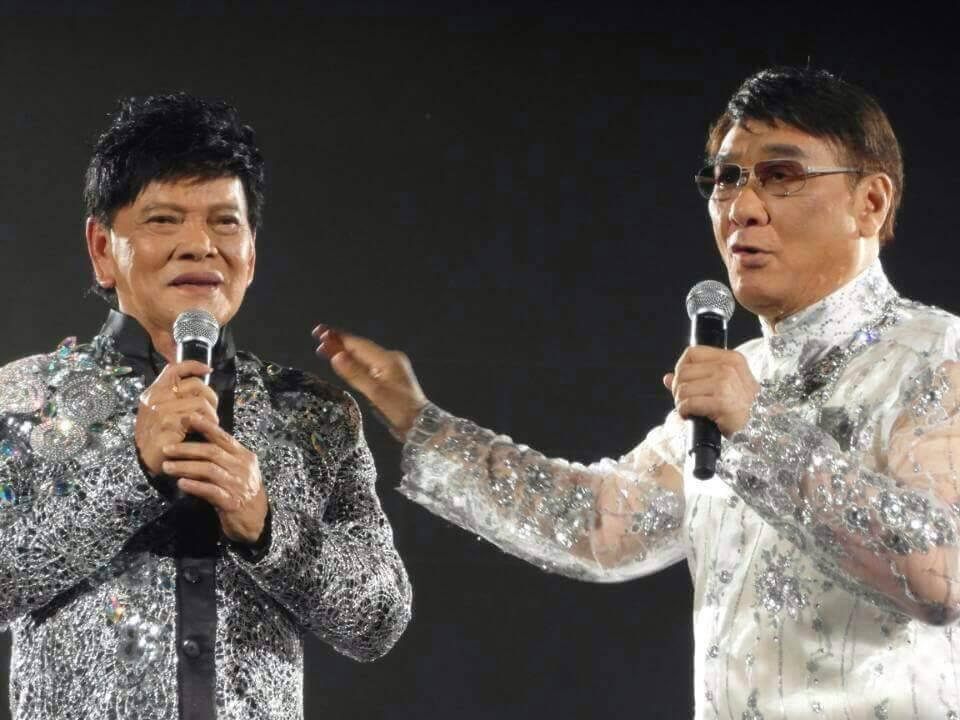 昌哥曾翻唱譚炳文不少歌,二人是深交,炳哥大讚他有個人風格。