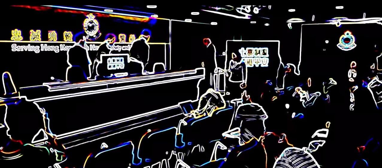 方皓玟親自作曲填詞的新歌《人話》,MV非常直白,出現大量林鄭月娥、警方例行記者會,當中亦有721元朗及831太子站內的事件,以及西灣河警員開槍一幕。
