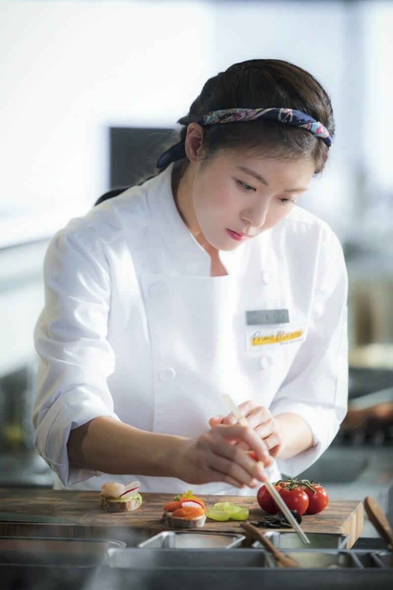 文次榮因小時候的經歷,立志成為廚師。