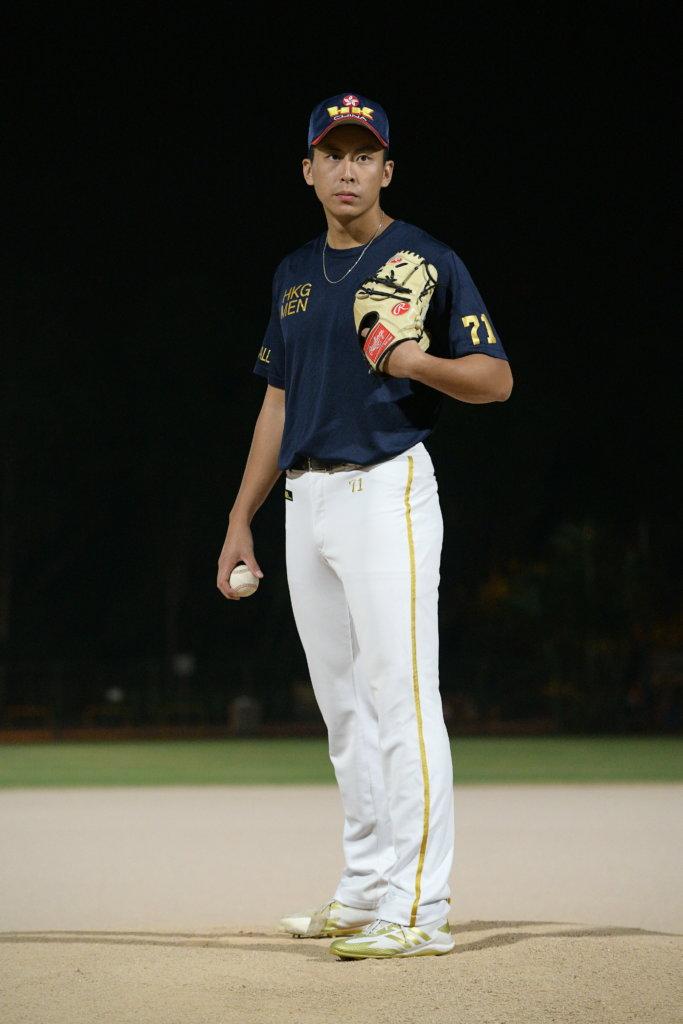 趙嗣淦六歲已經和哥哥一齊打棒球