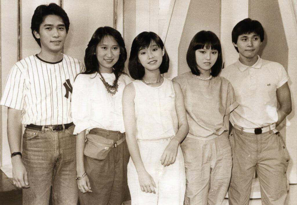 譚玉瑛心目中的美好回憶,屬於《430穿梭機》開節目初期。