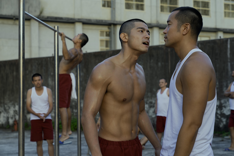 Netflix首次推出華語原創劇《罪夢者》,王柏傑的戲分相當重,亦因此與張孝全成為好友。