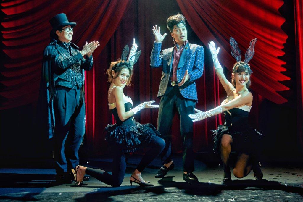 周秀娜表示《家有囍事》系列是個經典,很榮幸有份參與今年的賀歲片。