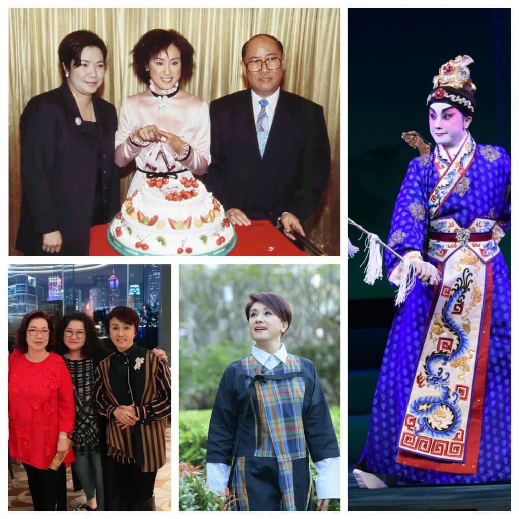蓋鳴暉獲劉金燿夫婦賞識,有機會在戲行一展所長,契妹劉幗英更肩負起劇團後繼的重任。