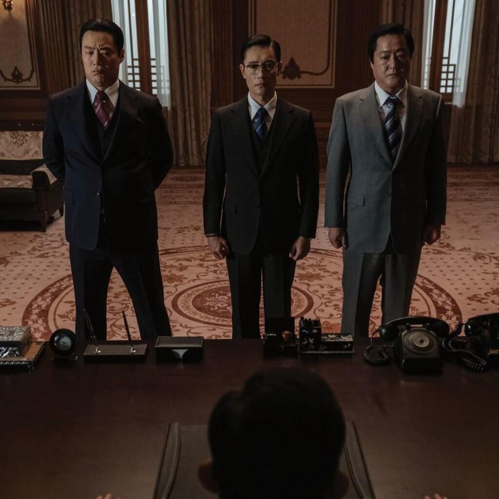 李熙俊(左)為演繹角色增肥五十多磅