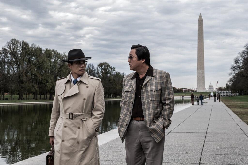 電影深入刻劃金圭平(李炳憲飾)刺殺總統前的心路歷程