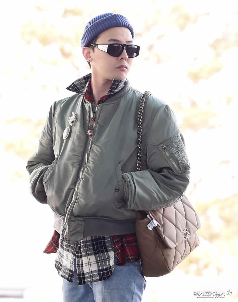 G-Dragon近期頻頻出席時尚品牌活動,鞏固fashion icon 地位。