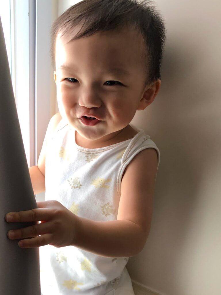 小芝麻在年底出世,李雨陽太太為了讓兒子早一點入學,早前已開始安排他上playgroup。