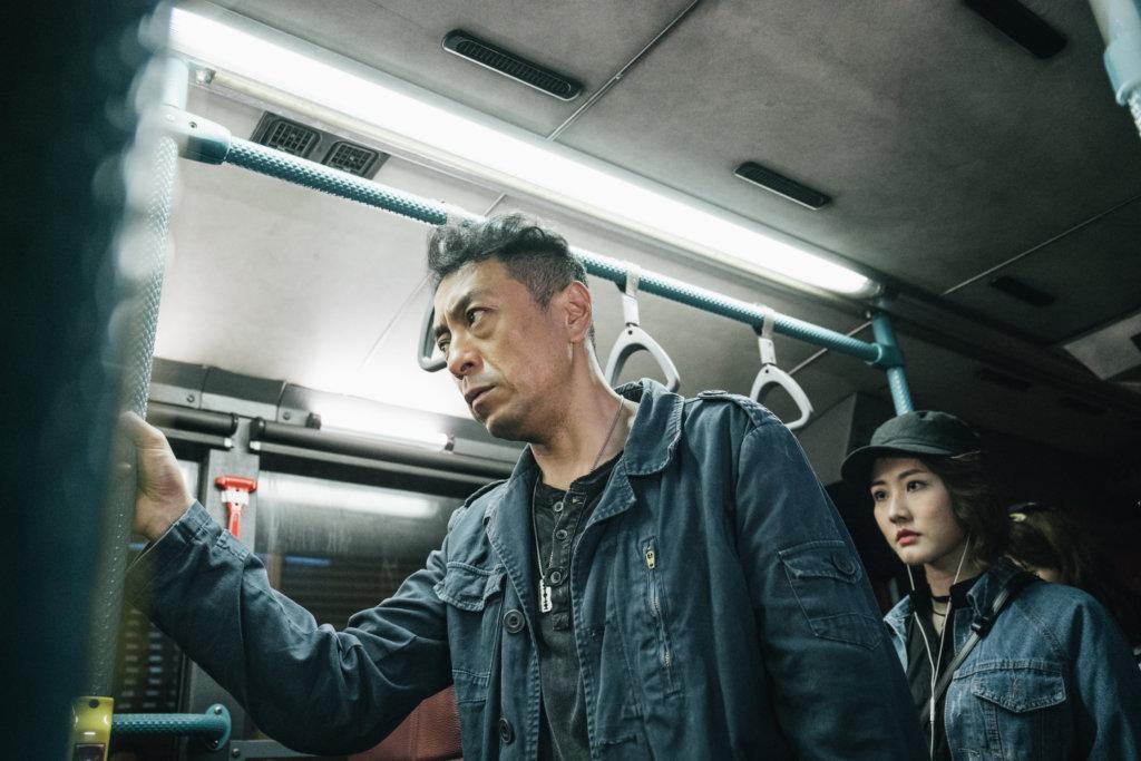 近年經常演沉重角色,姜皓文稱早前患上情緒病和鬼剃頭。