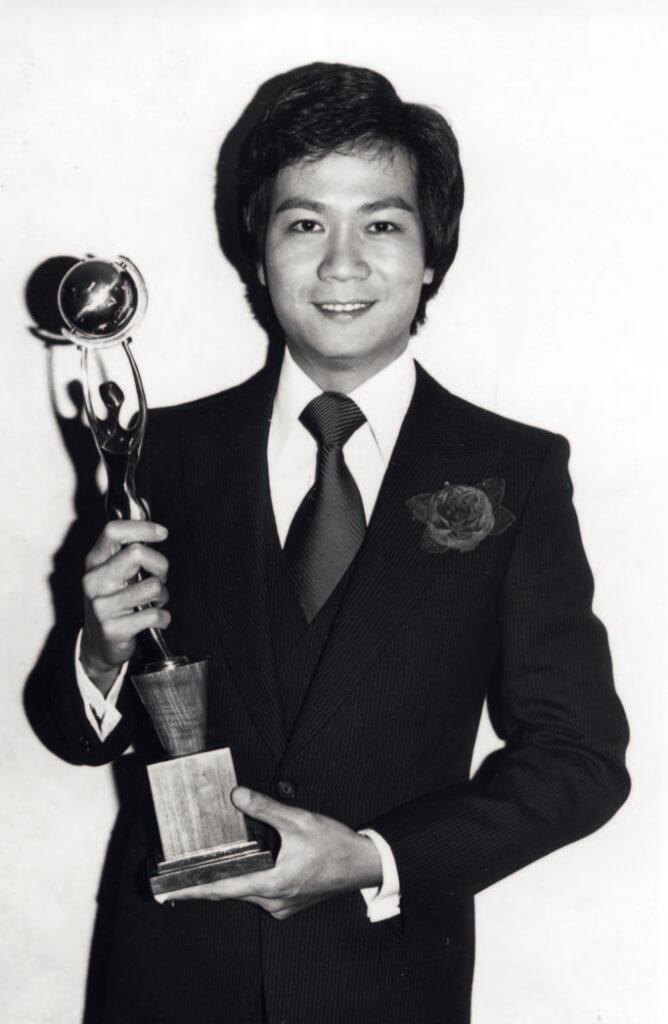 潘志文早年憑麗的及亞視劇集走紅,曾奪電視明星獎。
