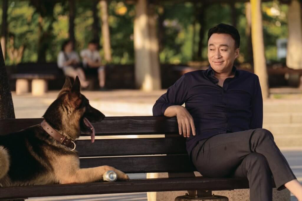 熊貓抵達韓國後被綁架,李聖旻與神犬聯手查案。