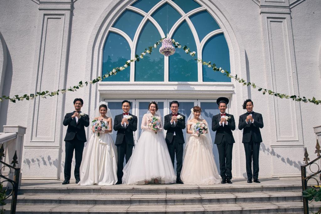 《家有囍事》系列是香港地道文化,阿聰感榮幸能參演一角。
