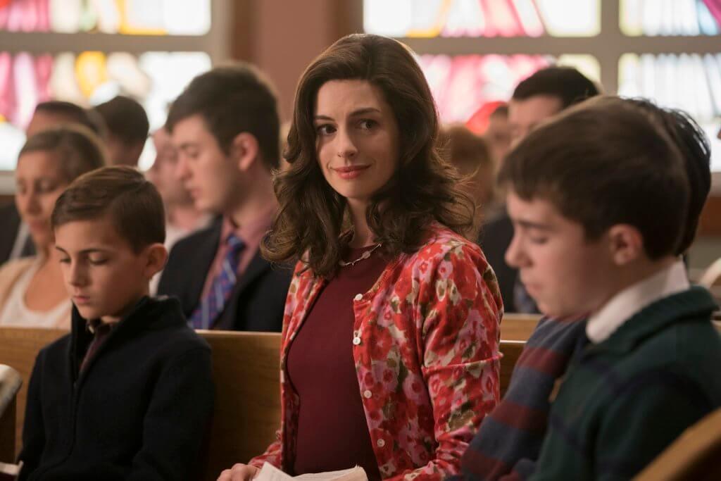 安妮飾演主角的妻子,演活了近廿年的變化。