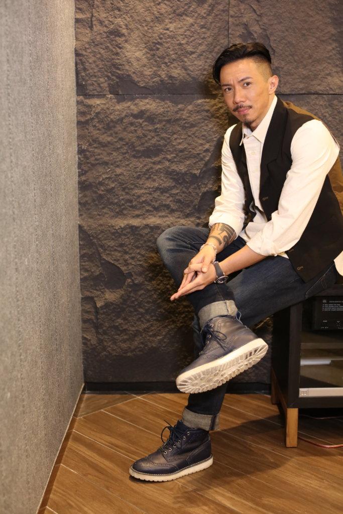 張繼聰透露今年專注電影外,也會重返樂壇推出新歌。