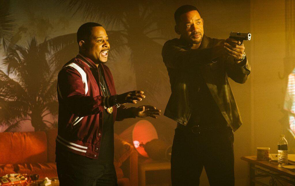 韋哥(右)與馬田合演新一集《重案夢幻再重組》,充滿了默契。