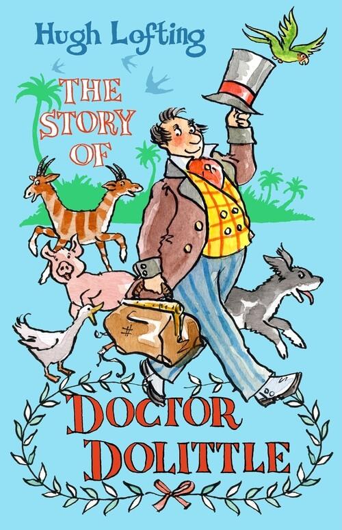 《Doctor Dolittle》原著小說