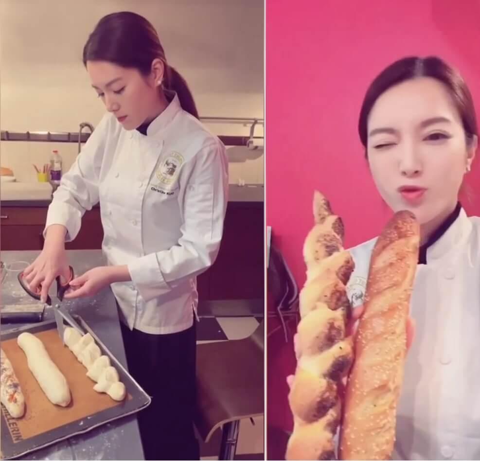 整法式長麵包,無難度啦!