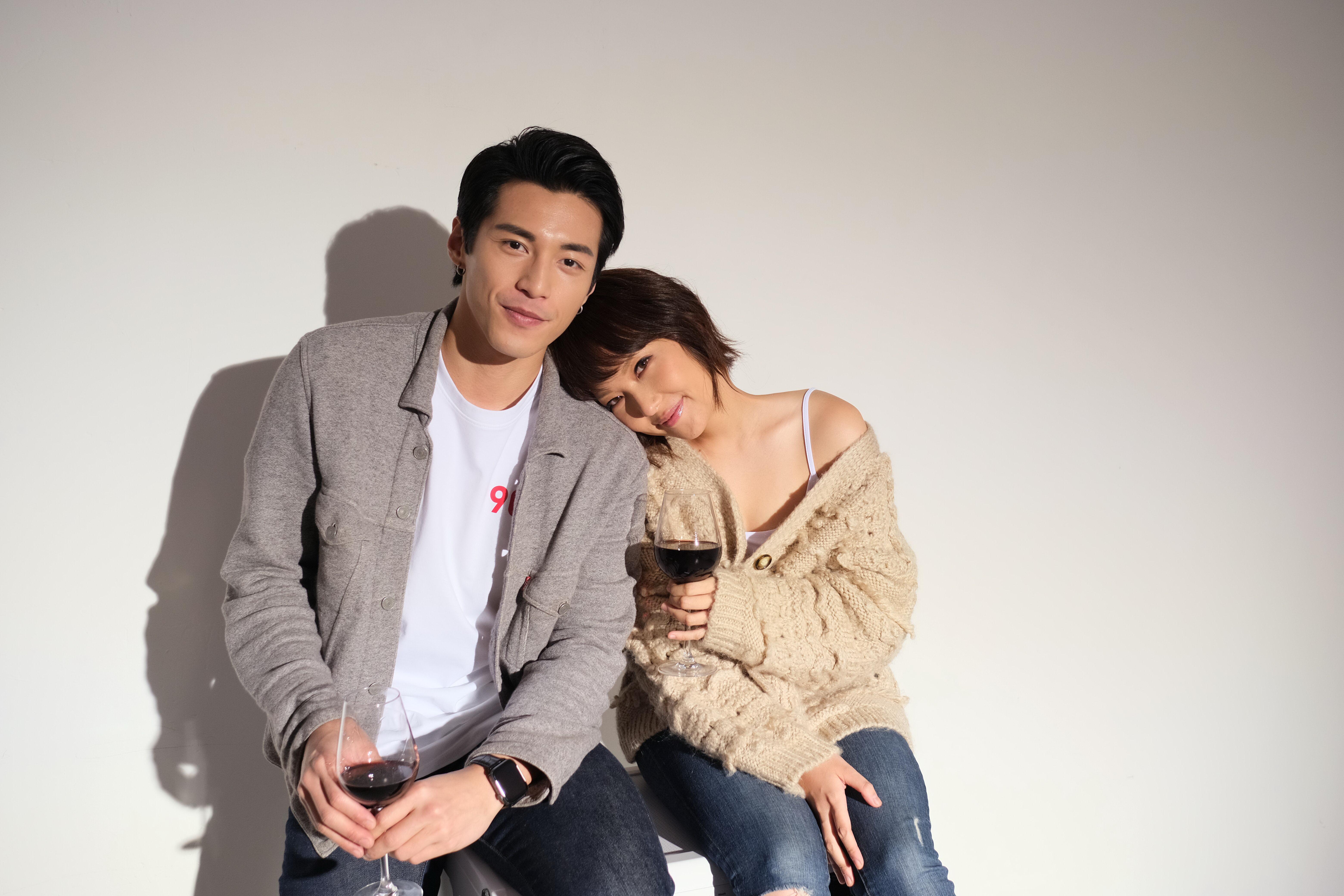 拍攝新歌《了解中》MV,Jill找了黃俊豪飾演這位新對象。