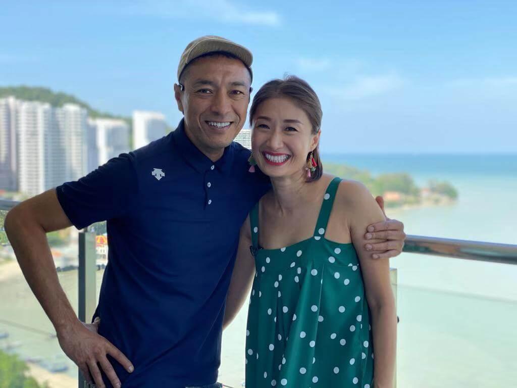姜皓文與太太喜歡檳城這地方,更在當地置業。