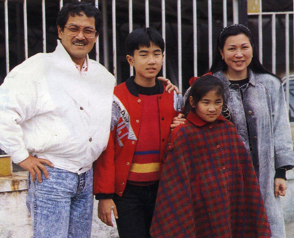 劉丹與太太育有一子一女,一家人至今仍同住,家庭關係融洽。