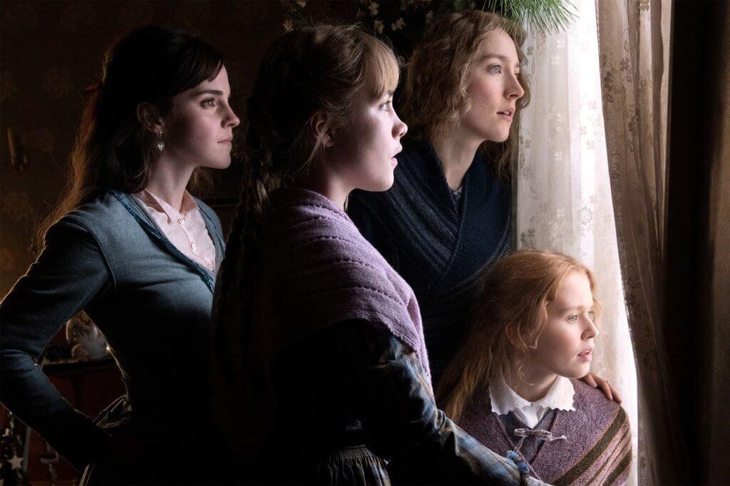 瑪奇家四姊妹感情要好,但各有各的掙扎。