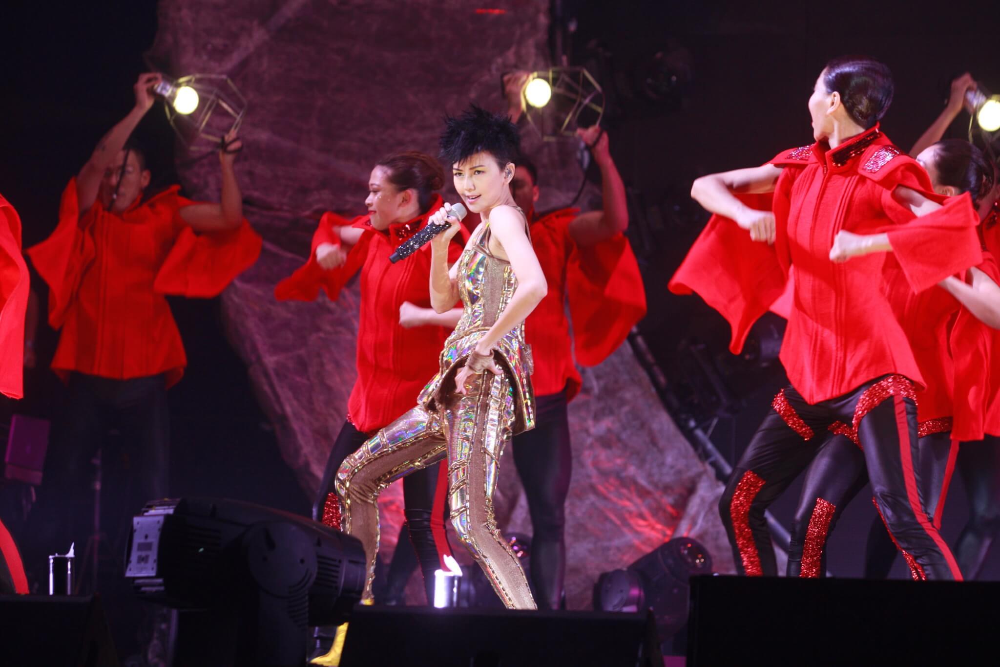 孫燕姿距離上次的《克卜勒》世界巡迴演唱會已有五年之久。