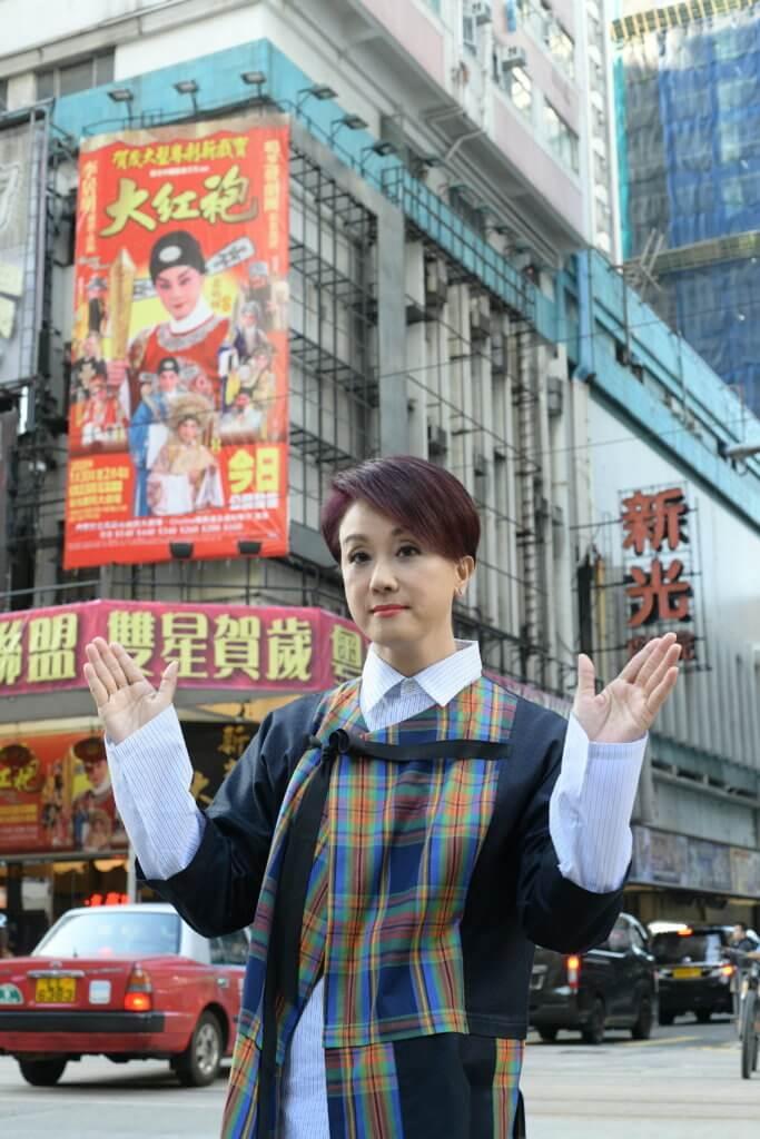 蓋鳴暉為賀歲戲選演《大紅袍》