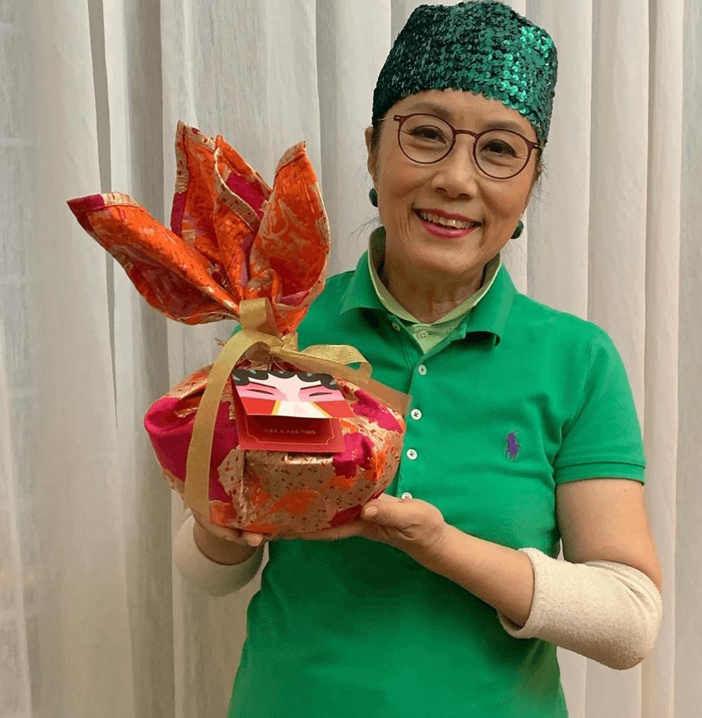 汪阿姐親手做的蘿蔔糕