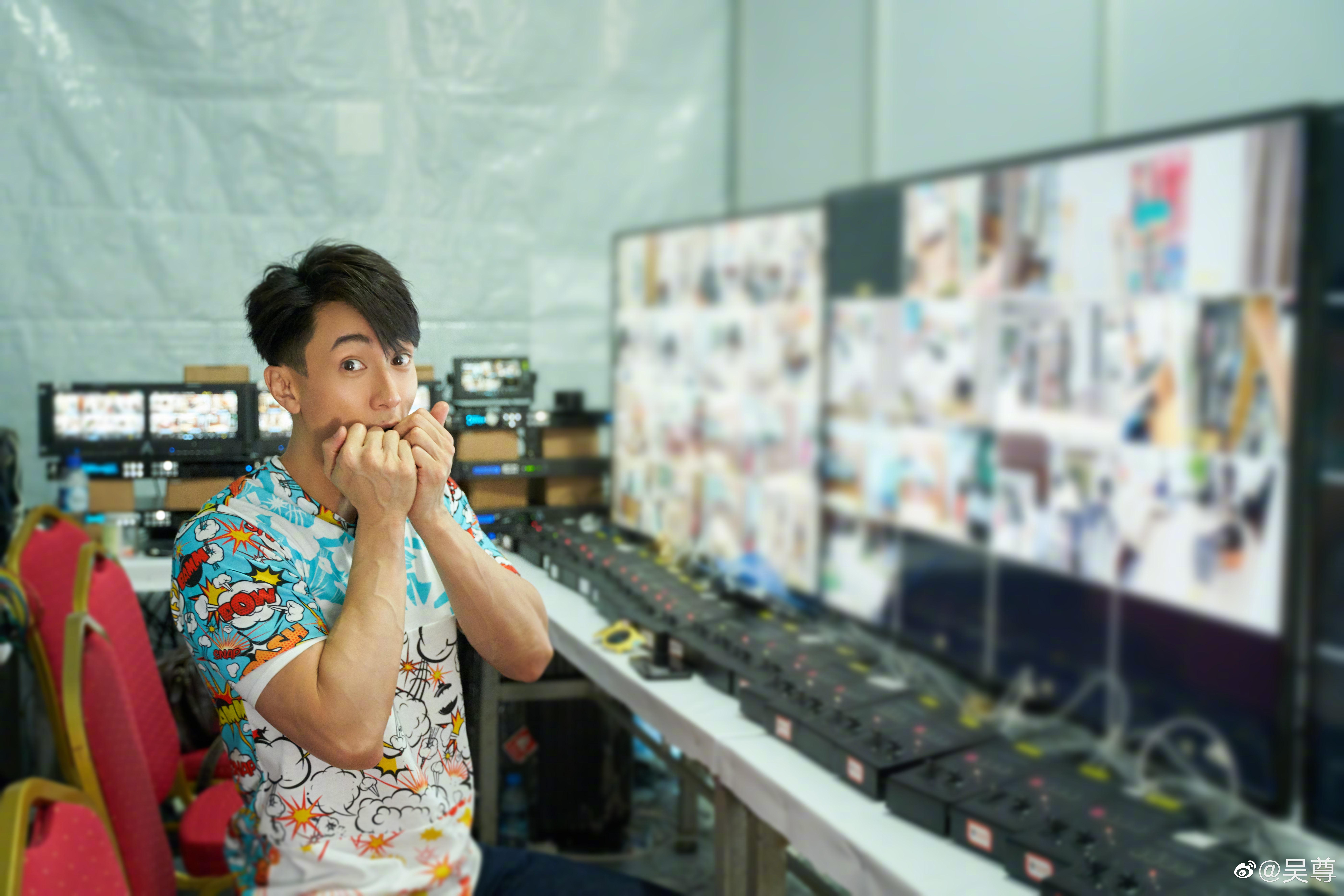 吳尊再次拍攝真人show,粉絲都與他一樣很期待吧!